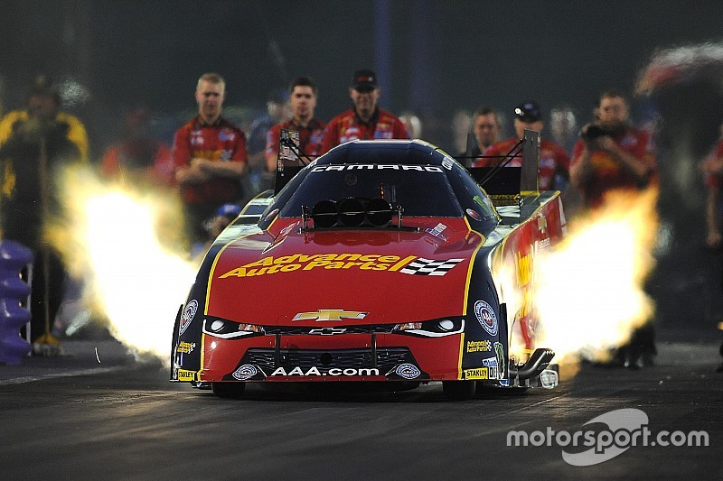 C. Force, Millican and Coughlin Jr. lead qualifying at the zMax Dragway