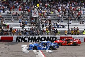 NASCAR explains the Richmond commitment line and overtime issues