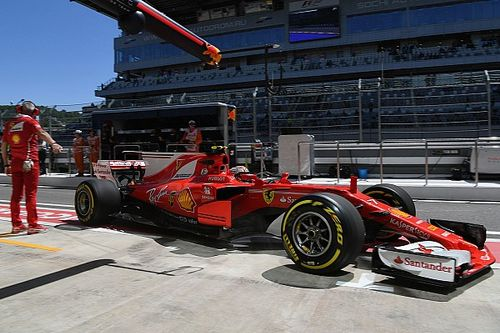 Wolff admits Ferrari better at switching on tyres