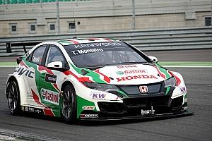 WTCC Résumé d'essais EL1 - Monteiro et Honda ouvrent la saison