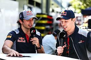Formula 1 Intervista Sainz e Kvyat in Top10: