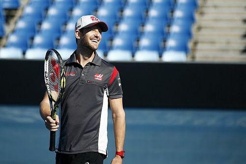 Grosjean compara fase negativa com a do tenista Djokovic
