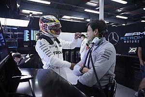 【F1】トト・ウルフ「ハミルトンとの会話が関係改善に役立った」