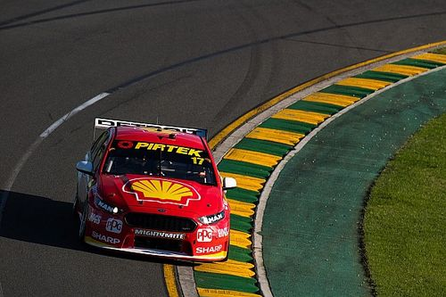 Albert Park Supercars: McLaughlin wins crash-affected race