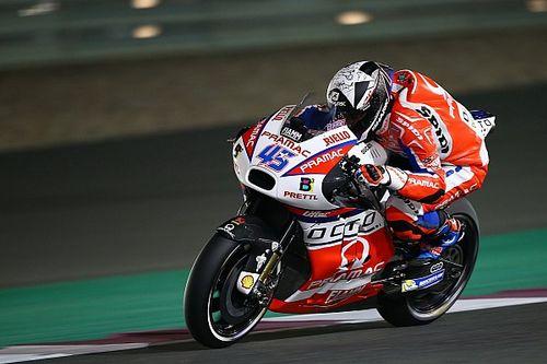 Katar MotoGP: 2. antrenmanda Vinales kaza yaptı, Redding lider