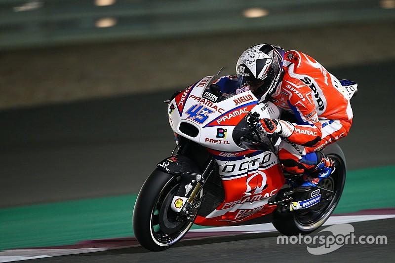 【MotoGPカタール】FP2速報:アタック合戦制したレディング首位