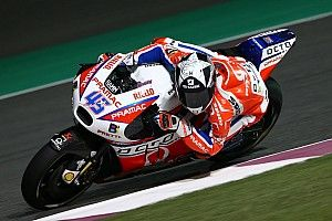 """Redding """"glad"""" he doesn't have Petrucci's Ducati GP17"""