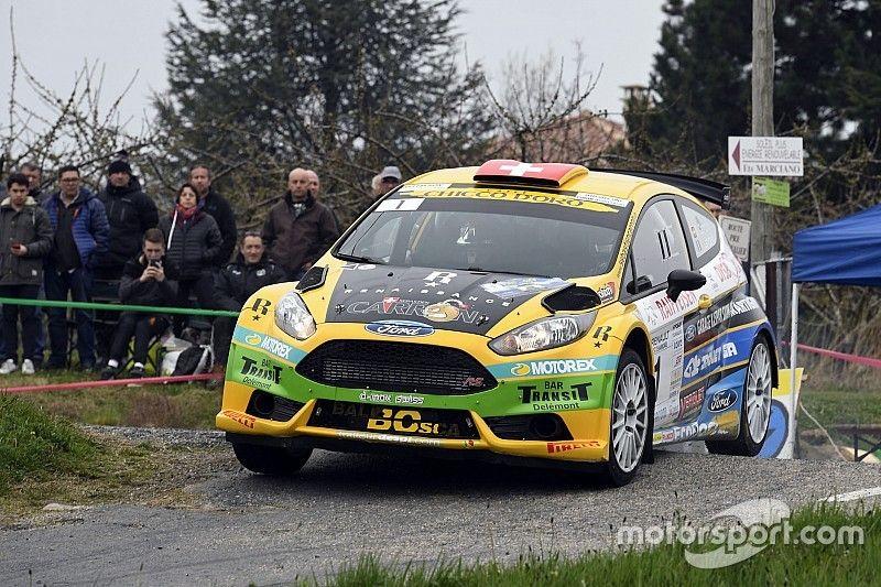 """Rallye Pays du Gier : Carron laisse aucune chance à """"Bally"""""""