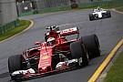 F1 2017 in Melbourne: Ergebnis, Qualifying