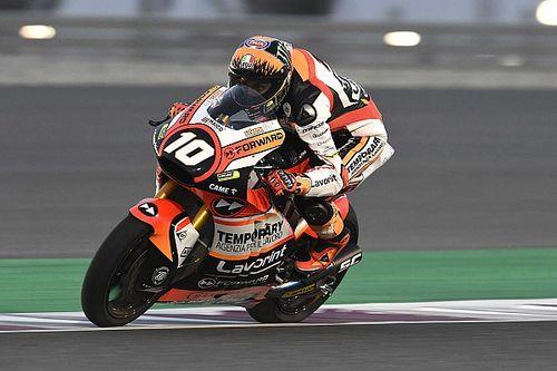 In Qatar prove in chiaroscuro per la Forward Racing
