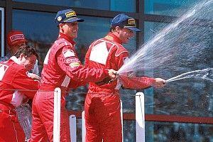 El día que Ferrari volvió a hacer el 1-2 en la F1 tras ocho años