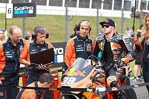 Tingkatkan performa, KTM ganti kepala mekanik Smith