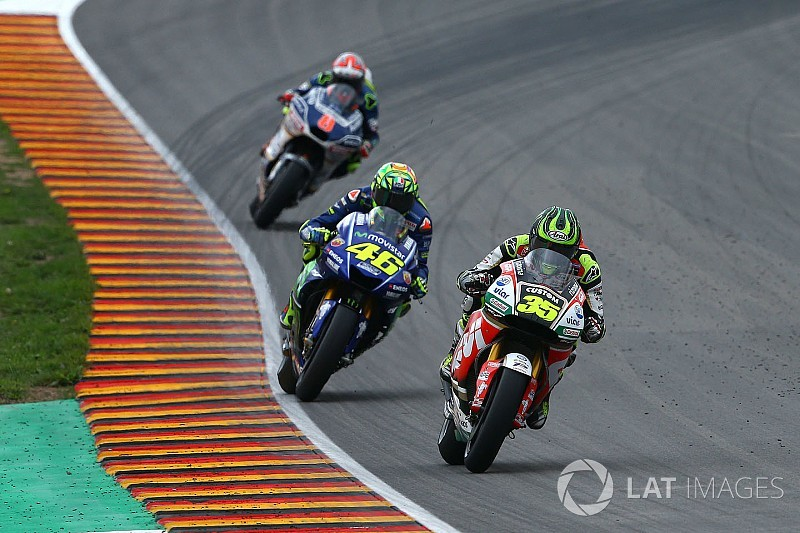 """Crutchlow: """"I've crashed out of races and been happier"""""""