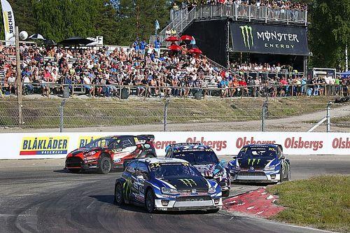Кристофферсон одержал в WorldRX вторую победу подряд