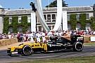 Formula 1 Kubica resmi tes F1 bersama Renault di Hungaroring