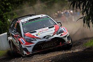 【WRC】10位完走のハンニネン「次戦フィンランドに期待したい」