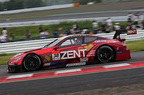【スーパーGT】鈴鹿公式テスト2日目午後。石浦ドライブの38号車首位