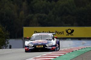 DTM Résumé de course Course 1 - Triplé Audi, Ekström se positionne