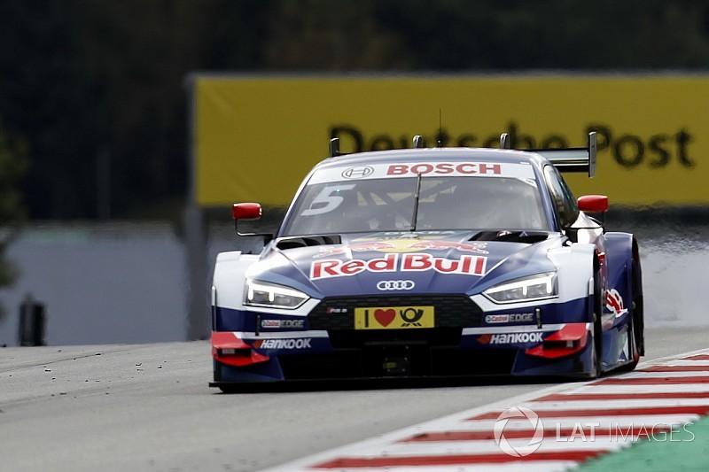 DTM 2017 in Spielberg: Audi schenkt Mattias Ekström den Sieg