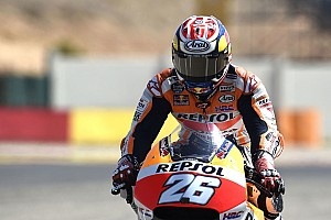Pedrosa a Rossi: