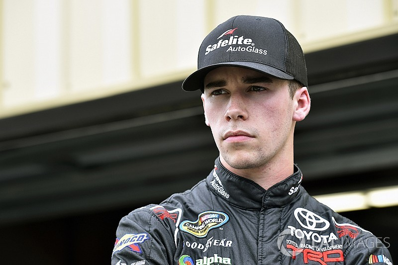 "Ben Rhodes ""definitely believes"" he has shot at Truck title"