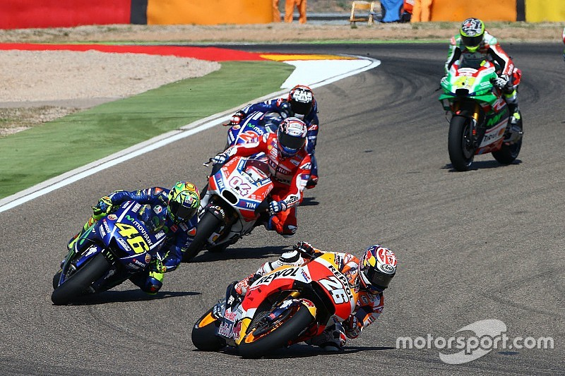 TV-Programm MotoGP Aragon: Livestream und Live-TV