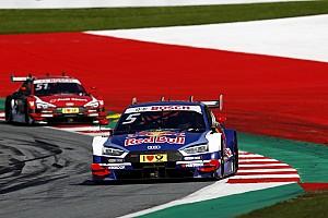 DTM Race report Red Bull Ring DTM: Ekstrom passes Green for Race 1 win