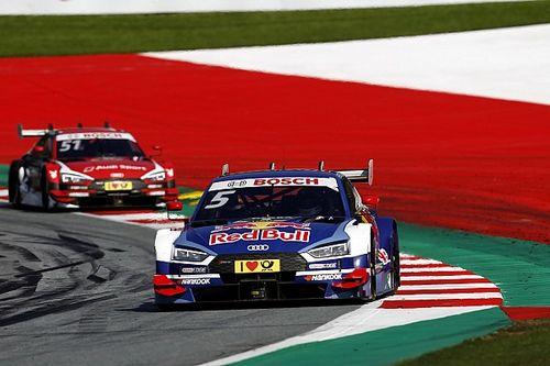 Red Bull Ring DTM: Ekstrom passes Green for Race 1 win