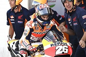 """Dani Pedrosa Q&A: """"The curiosity for a change of scene is there"""""""