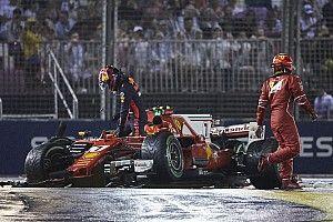 Verstappen: Vettel tak minta maaf atas kecelakaan Singapura