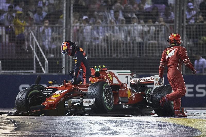 """Verstappen: """"Le migliori possibilità di vincere nel 2017 sono andate..."""""""