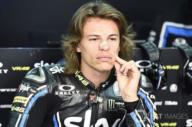 SKY Racing-duo op dreef in natte eerste training GP Japan: P1 Bulega