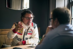 Formula 1 Interview The ups and downs of a French F1 trail-blazer