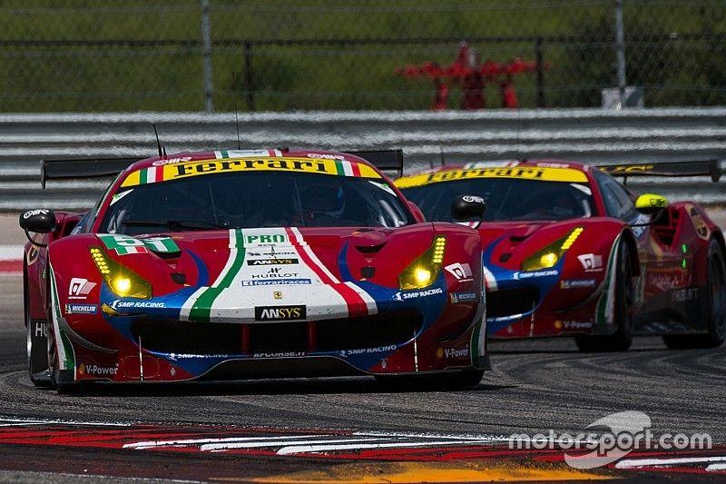 WEC, Prologo: Toyota al top in LMP1. Ferrari domina in GTE-Pro