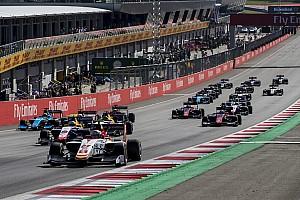 GP3 Actualités Calendrier 2018 : neuf meetings pour la dernière du GP3?