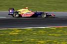 Сын Алези впервые в карьере поднялся на подиум в GP3