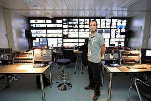 Mon job en WEC : opérateur graphique