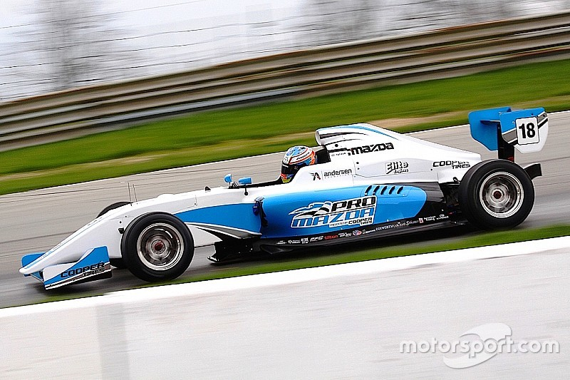 Team Exclusive Autosport To Race In Pro Mazda Series In - Formula mazda