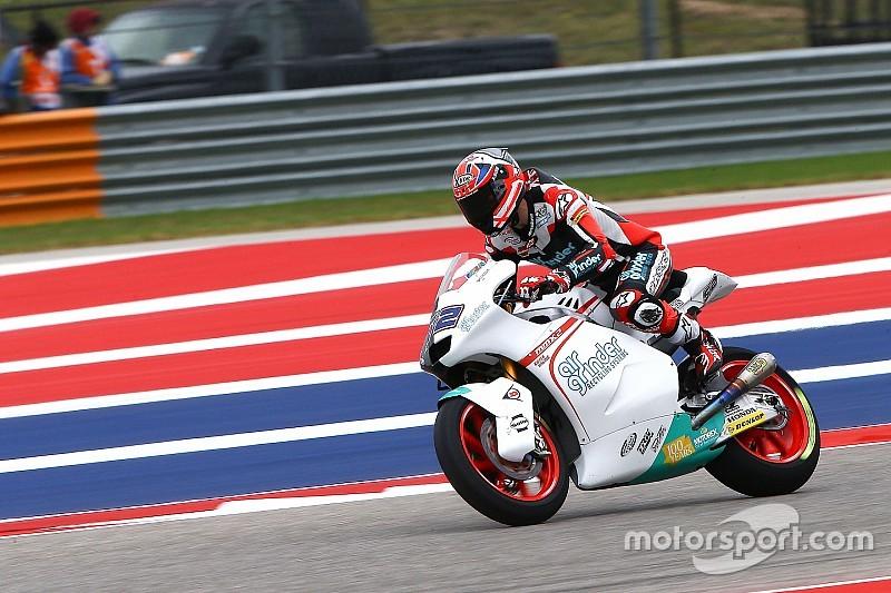 Kiefer wijst Fuligni aan als vervanger Kent in Moto2