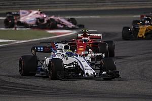 Formel 1 Kolumne F1-Kolumne von Felipe Massa: Wir sind die Besten im Mittelfeld