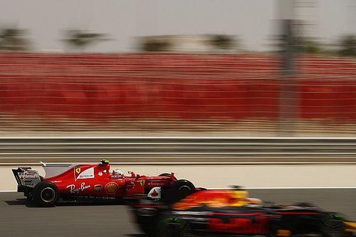 Formel-1-Test 2017 in Bahrain: Ergebnis, 1. Tag