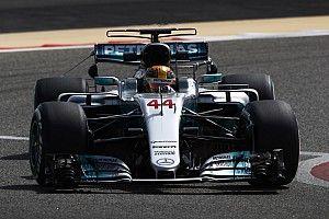 Tes F1 Bahrain: Hamilton tercepat, Gelael lahap 78 putaran