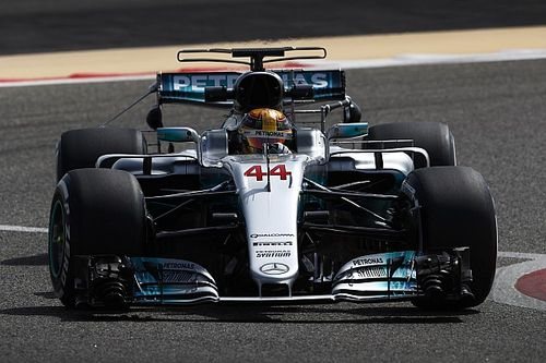 Essais Bahreïn, J1- Hamilton termine devant Giovinazzi