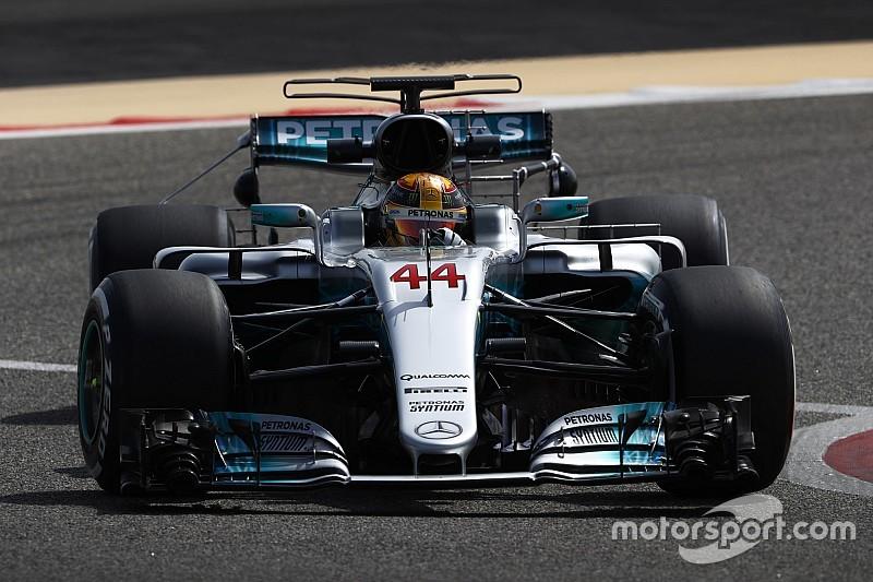 【F1】ハミルトン、タイヤの使い方掴んだ?「テストでの目標は達成」