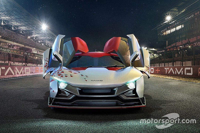 Tata Racemo sportscar unveiled at Geneva Motor Show