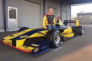 Super Formula Actualités Rosenqvist vers le championnat Super Formula en 2017