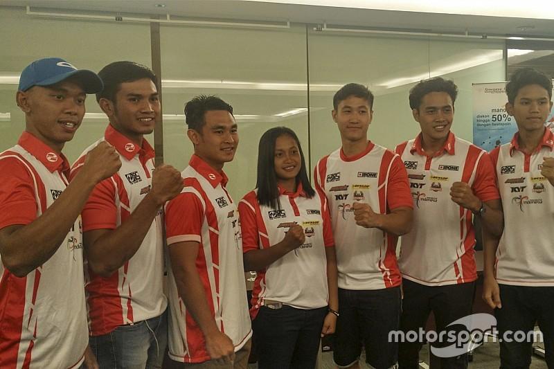 11 Kroser nasional akan balapan di MXGP Indonesia