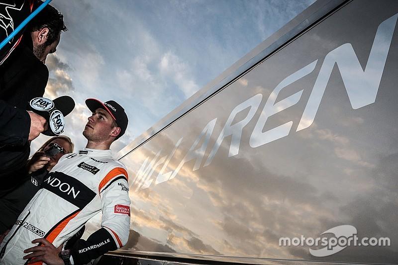 """Vandoorne: """"Alonso y yo vamos a darlo todo para ayudar a McLaren"""""""