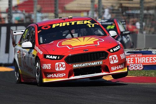 """McLaughlin """"overstepped the mark"""" in Clipsal 500 showdown"""