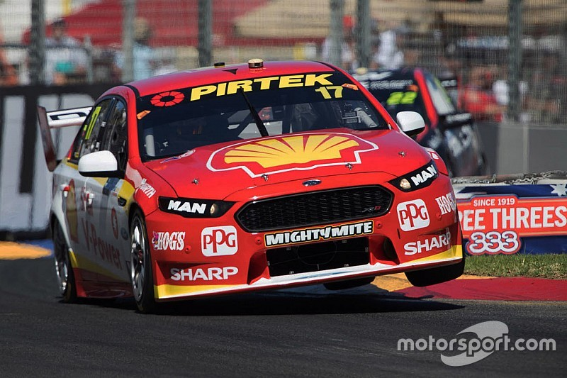 "McLaughlin ""overstepped the mark"" in Clipsal 500 showdown"